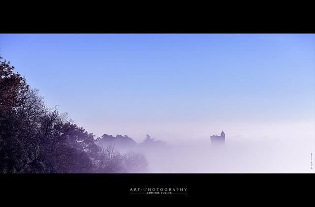 Le phare de Montmelas | Nikon Df