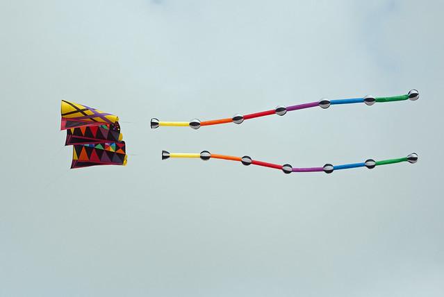 Kite, De Haan