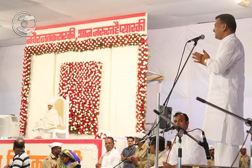 SNM Zonal Incharge Nand Kumar Jhambre from Satara