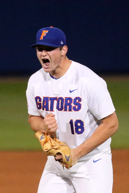 Tyler Dyson Responds After Earning the Save Against FSU