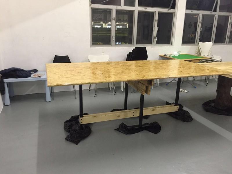 Refugees furnitures