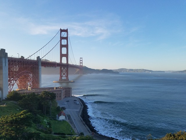 Golden Gate, San Franciso