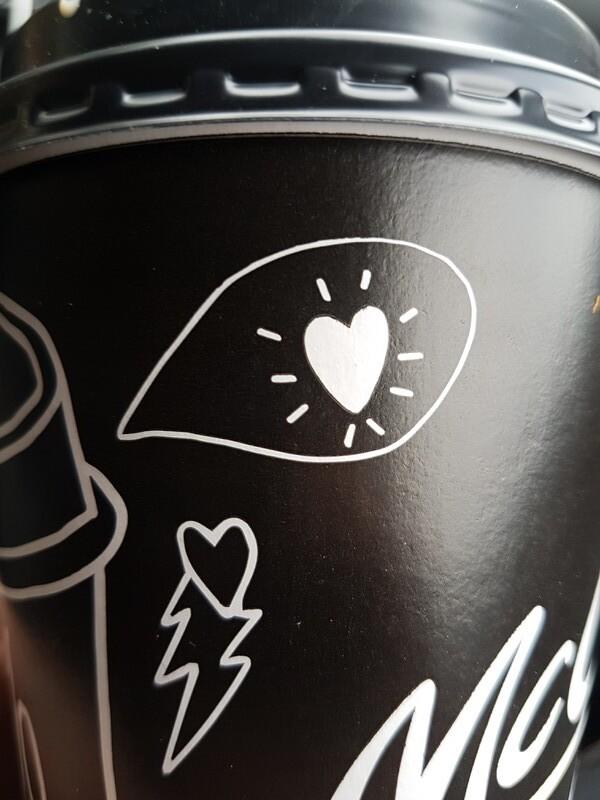 montagsherz kaffee
