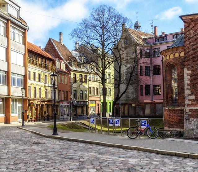 A spasso per Riga