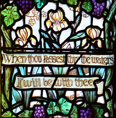 When thou Passest thro the waters I will be with thee (Mary Lowndes, 1916)