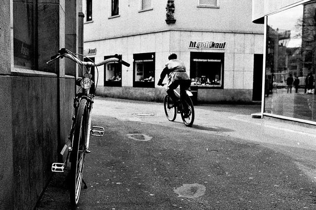 Envious Bike