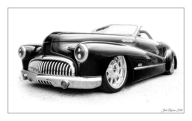 1947 Custom Buick Superliner