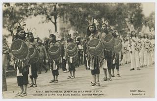 Guerreros Mexicanos.