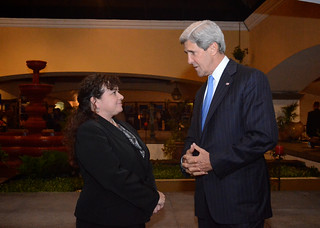 Secretary Kerry Speaks With Guatemalan Attorney General Paz y Paz | by U.S. Department of State