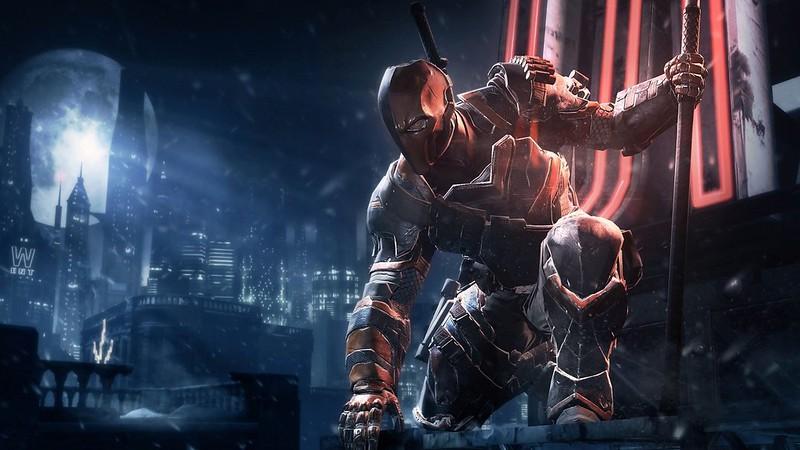 Arkham Origins (Deathstroke)