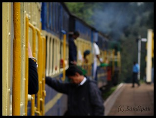Train on Hills | by Rima_B