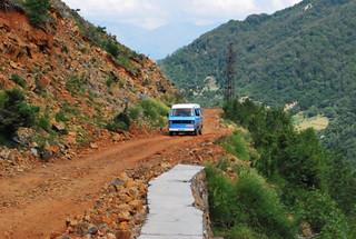 Albanian Highway
