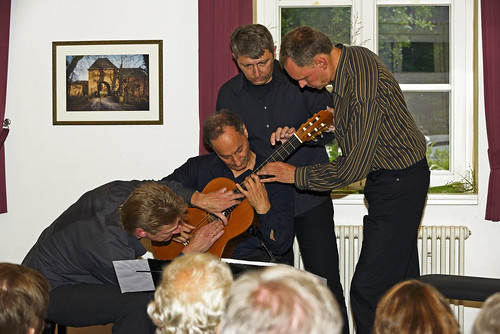 GuitArtist Quartett 09 | by Michael Döring