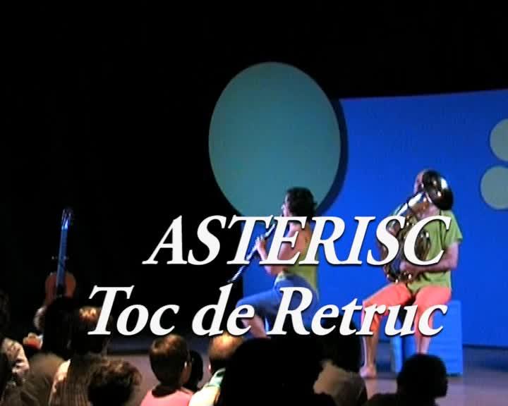 TEASE ASTERISC