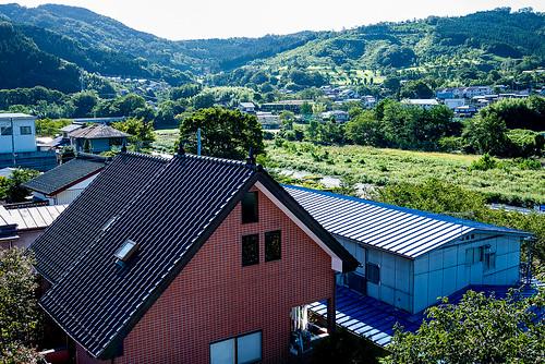 yamorihouse onishi shirooni artistresidence japan happysleepy magdawojtyra happysleepycom artistlife
