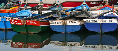 Setúbal Fishing Boats | by frans16611