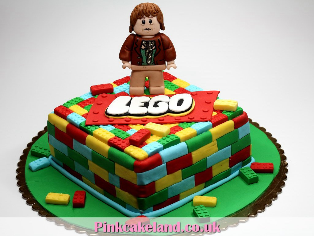 Miraculous Lego Birthday Cake London Lego Bday Cake London Pinkca Flickr Funny Birthday Cards Online Sheoxdamsfinfo