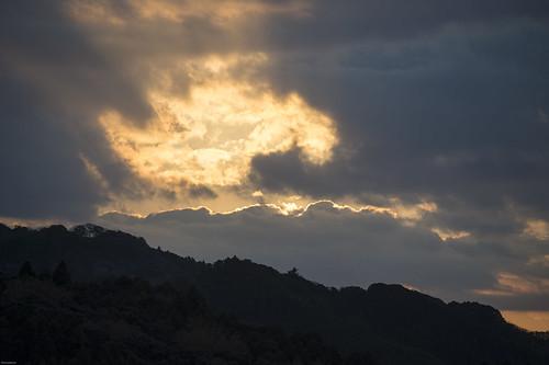 japan sunrise 日本 awa moring 鴨川 千葉県 日の出 房総半島 鴨川市 西野尻