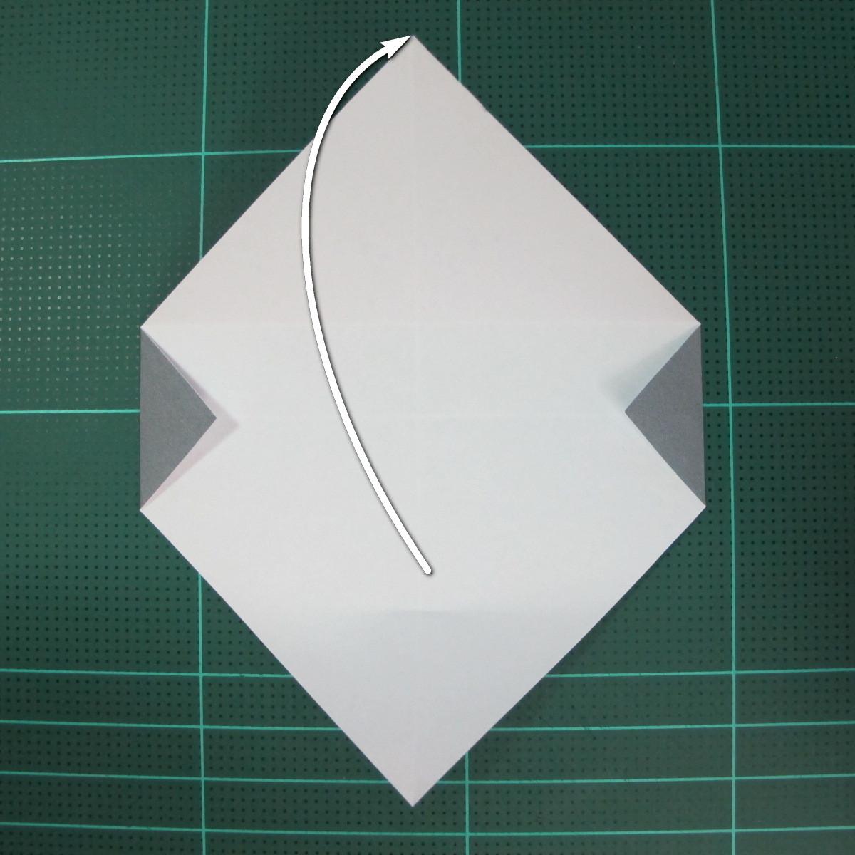 วิธีพับกล่องของขวัญแบบโมดูล่า (Modular Origami Decorative Box) โดย Tomoko Fuse 010