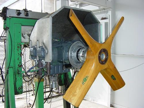 O-290 ready to run (SJSU Aviation 35)