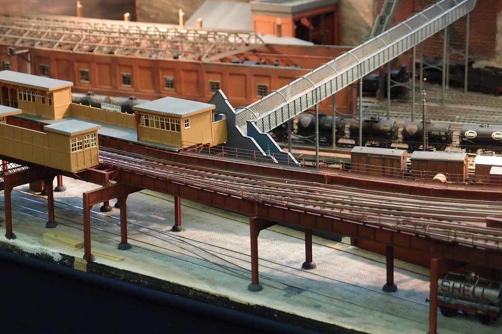 Herculanmem Dock : OO gauge - LFRM 2014
