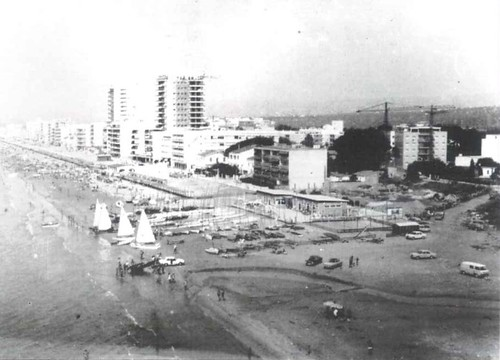 Vista aèria, any 1972