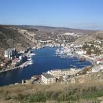 Le port de Balaklava