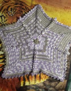 Abram Davis | by The Crochet Crowd®