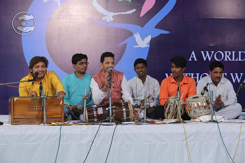 Marathi devotional song by Dev Dass Jagtap and Saathi from Mumbai