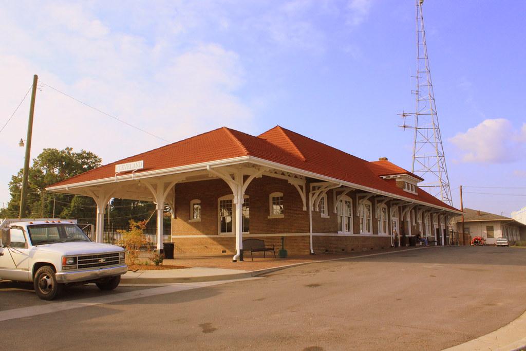 Cleveland, TN Passenger Depot