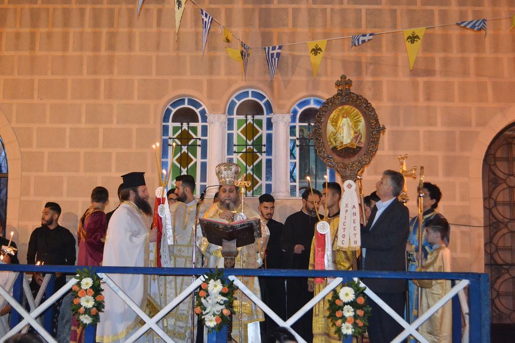 Ανάσταση στον Καθεδρικό Πειραιώς 2017