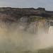 Shoshone Falls Sunset Panorama