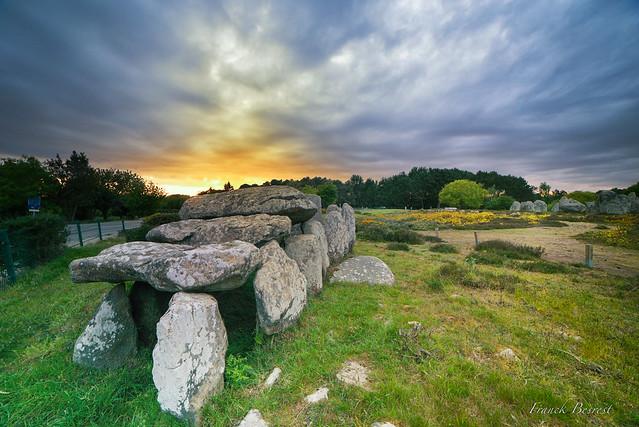 dolmen de kermario