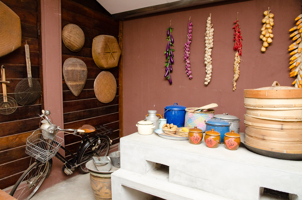 Ah Ma House 阿嬤的家 Kitchen Of Our Grandparents Law Hui Sheng Flickr