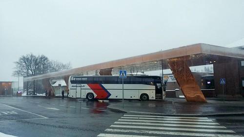Lahti-Helsinki Bussi