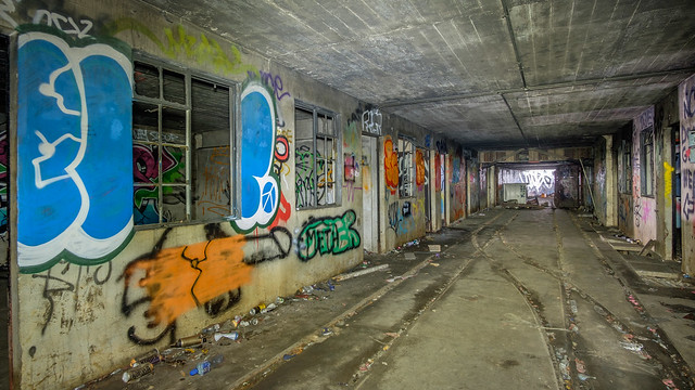 Monkton Farleigh Ammunition Depot
