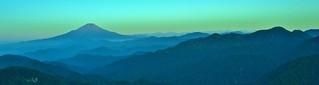 Tanzawa Mountains To Fuji | by Kirt Seth Cathey
