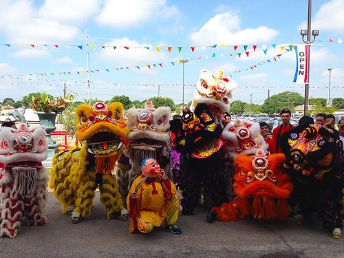 Garland's Cali Saigon Mall celebrates their grand opening. | by Visit Garland, Texas