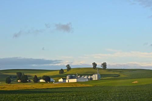panorama view farm indiana hills