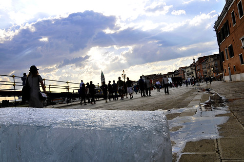 THE ICE MONOLITH   by stefano_cagol