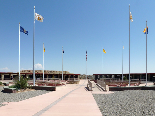 Four Corners National Monument -Utah, New Mexico, Arizona, Colorado
