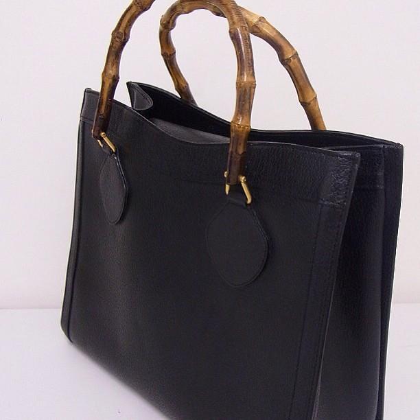 Bamboo designer tote bag
