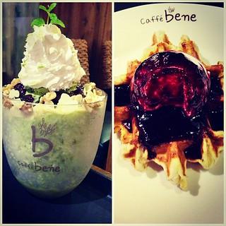 Caffé Bene   by galigo