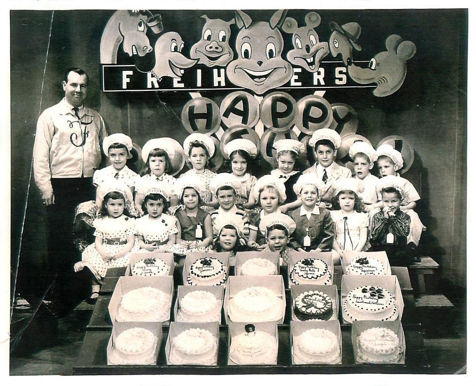 Freddie Freihofer TV show 1950s albany ny | AlbanyGroup
