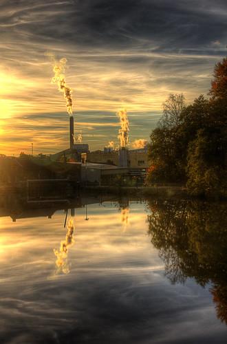 water halden vann industri ankers fosseløkka saugbruks