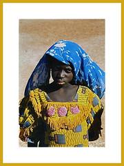 Mali in yellow
