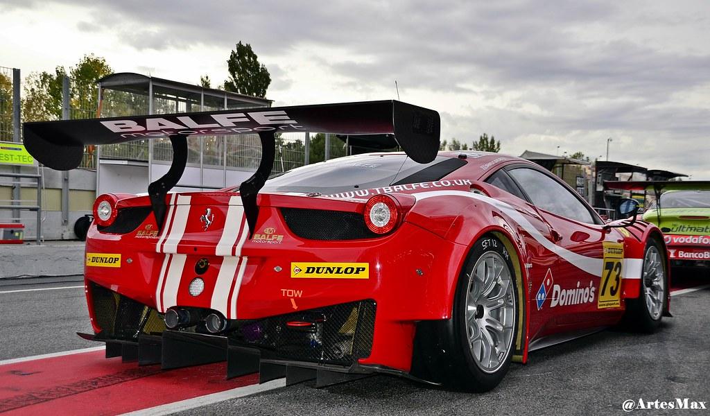Ferrari 458 Italia Gt3 A Photo On Flickriver