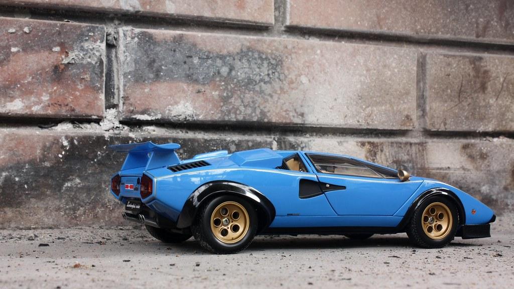 1 18 Lamborghini Countach Lp500s Walter Wolf By Kyosho Adrian