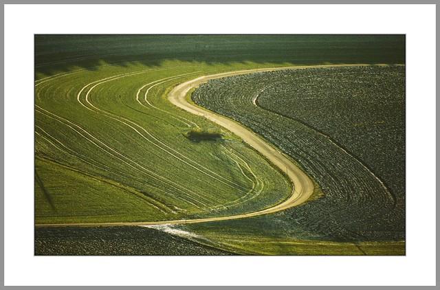 Durch die Landschaft.. (Through the countryside ..)