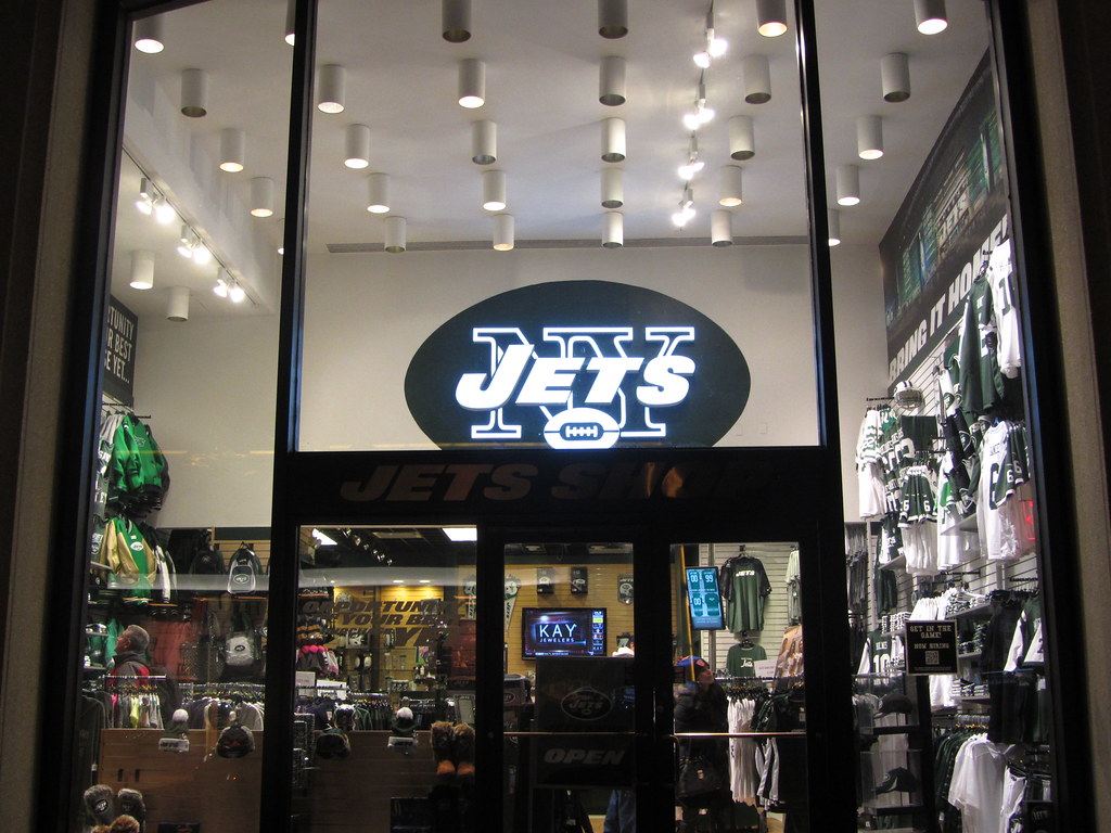 9bd326bd Jets Shop New York City | NY Jets NYC | Glenn l | Flickr